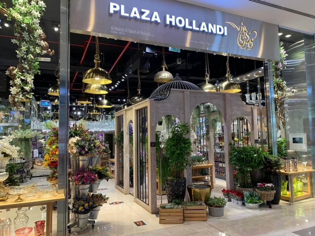 Plaza Hollandi flowers