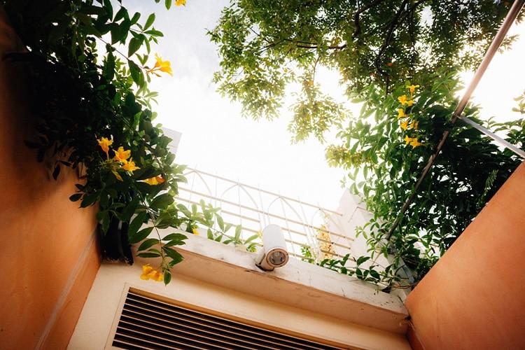 Green Balcony Designs