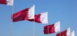 qatar flags