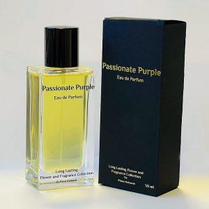 Passionate purple fragrance